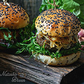 burgers meat vegan